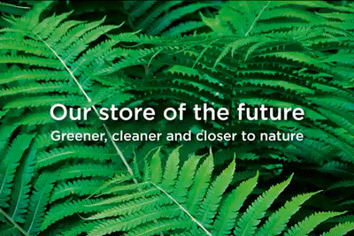 Sustainable Retail Stores